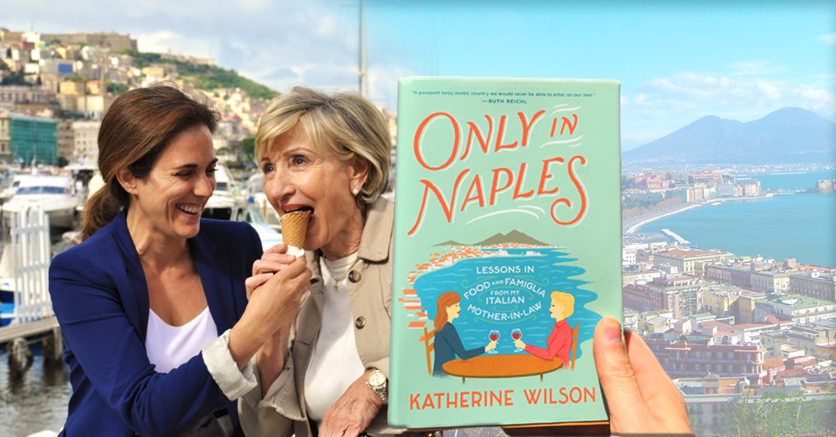 Only in Naples - A conversation with Katherine Wilson